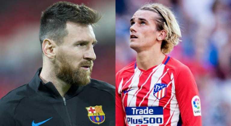 """Messi: """"Me gusta Griezmann"""""""