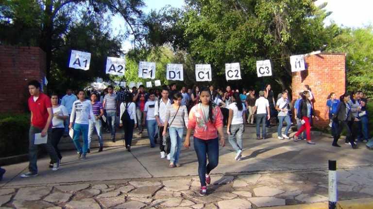 Más de cinco mil aspirantes no harán la prueba de aptitud en la UNAH por no pagar L 300
