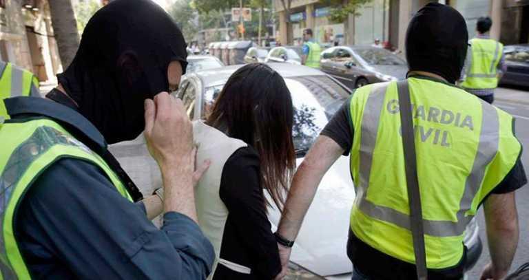 Cae pareja por someter a tratos inhumanos a hondureña en España