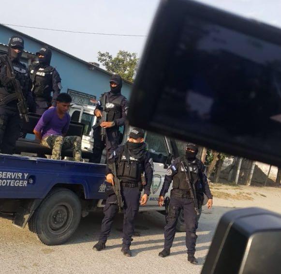 SPS: Ejecutan operativos tras hallazgo de cuatro embolsados