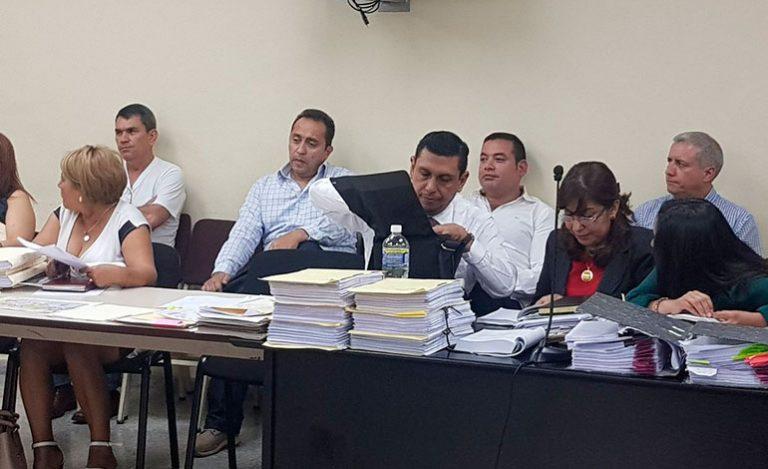 Programan la fecha del fallo en contra de Mario Zelaya y otros implicados en el desfalco del IHSS