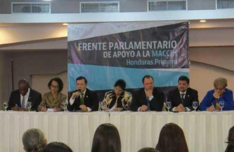 Honduras: Frente Parlamentario pide defender a la MACCIH, Ufecic y CNA