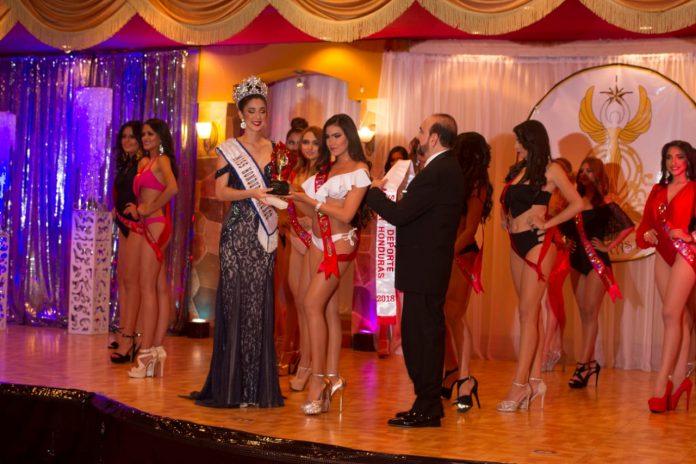 Miss Honduras Mundo