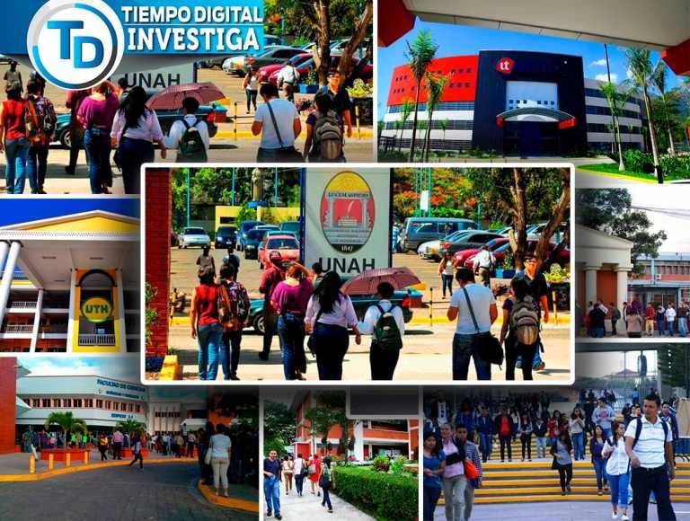 Los Rankings ponen en jaque a las Universidades de Honduras