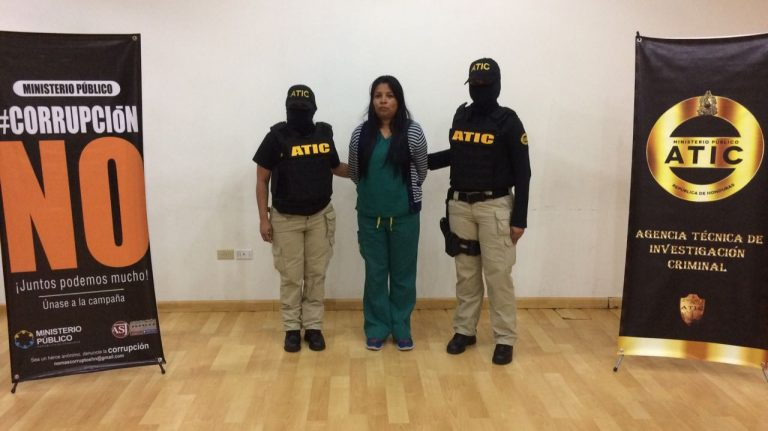 Envían a la cárcel a enfermera del HEU por el delito de fraude