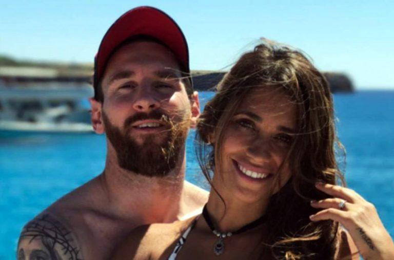Antonela Roccuzzo envía mensaje a Messi tras crisis con el futbolista