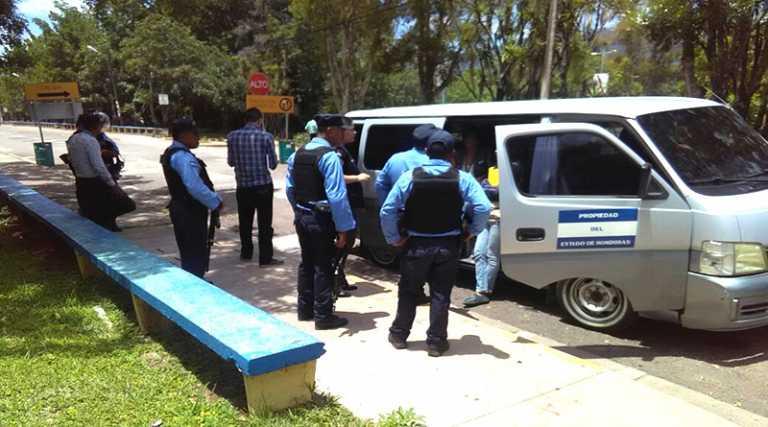 Tegucigalpa: Absueltos oficiales que agredieron a defensores de derechos humanos y estudiantes