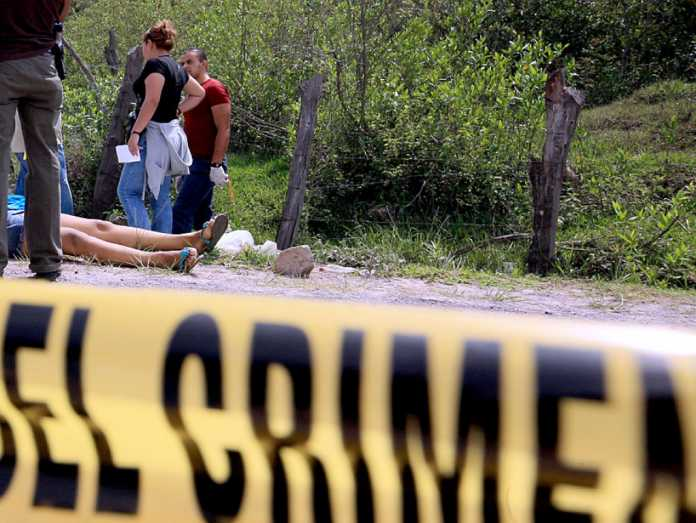 crímenes contra las mujeres en Honduras
