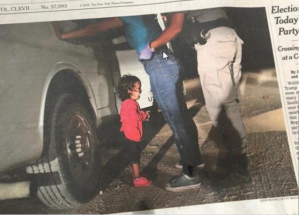 Gobierno de Donald Trump dejará a niña hondureña de dos años sin madre