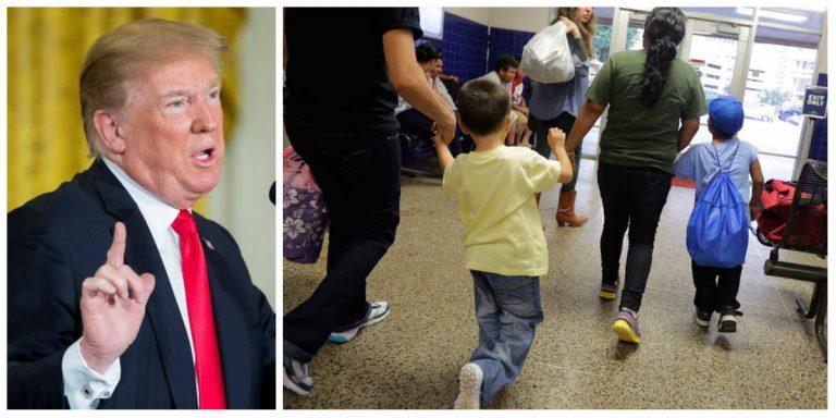 Trump firmará orden ejecutiva: no más separación de familias en EEUU