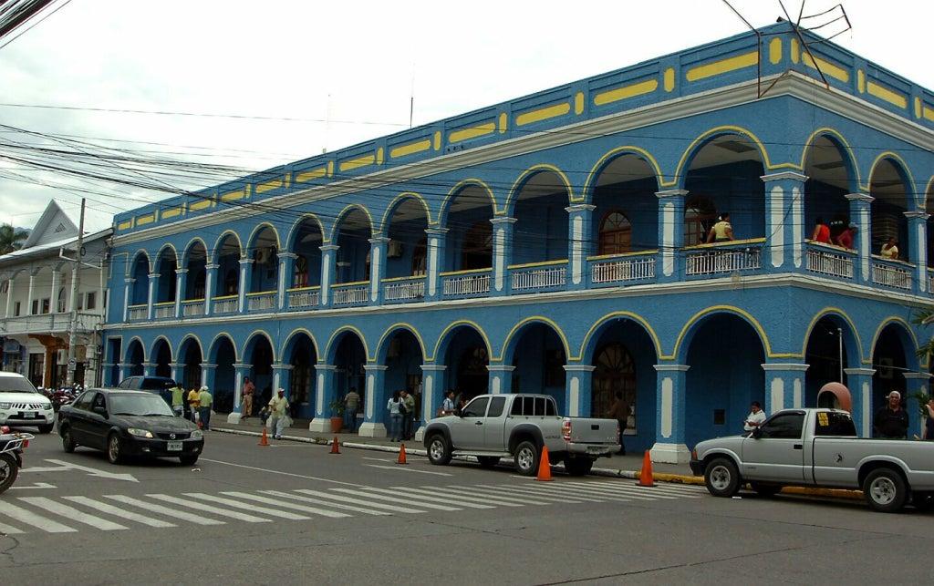 atentado en La Ceiba