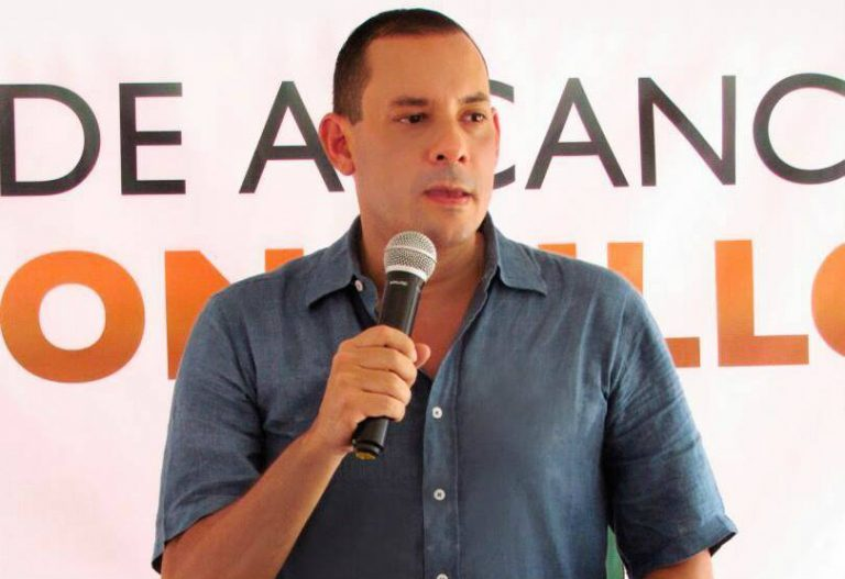 La ATIC investiga al exalcalde ceibeño Carlos Aguilar
