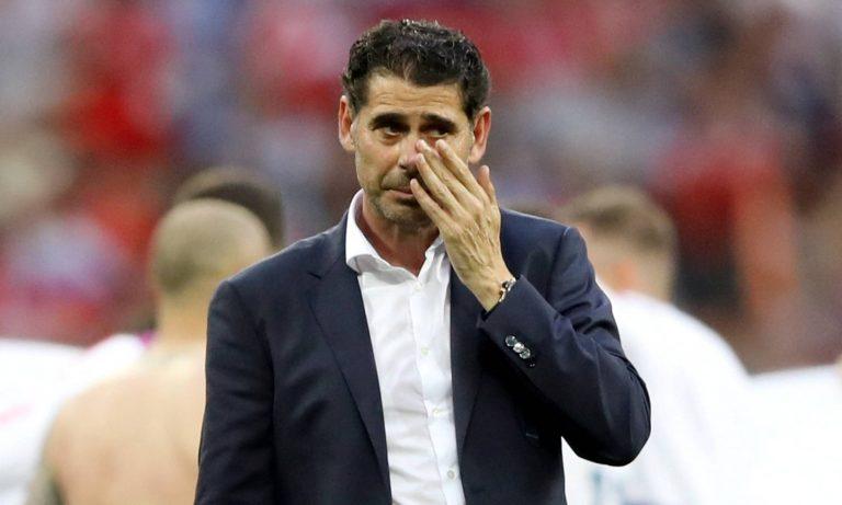 Fernando Hierro no seguirá como director deportivo de la 'Roja'