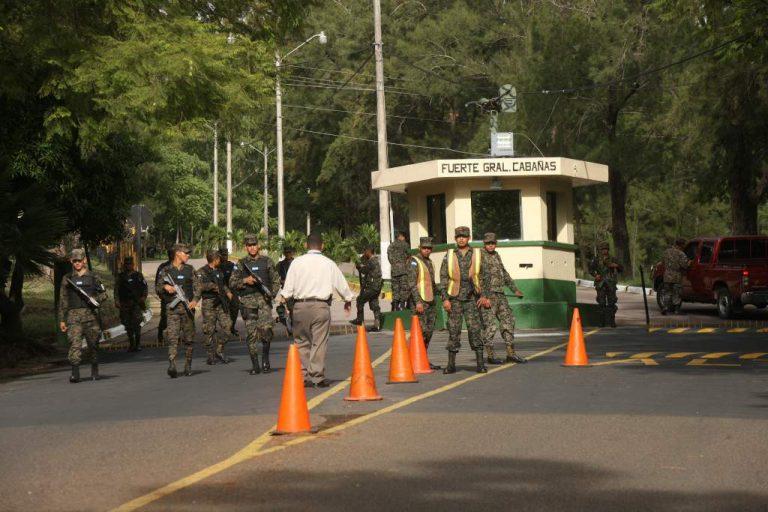 Trasciende que diputados implicados en Caso Pandora son trasladados al Primer Batallón de Infantería