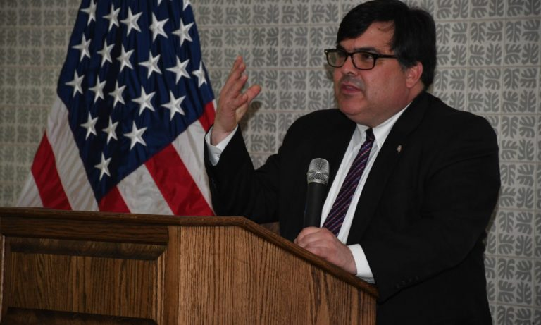 Francisco Palmieri recibe beneplácito como embajador de EUA en Honduras
