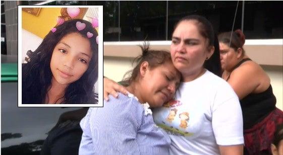 Madre de jovencita en cuesta El Chile: «Bendigo a los que mataron a mi hija»