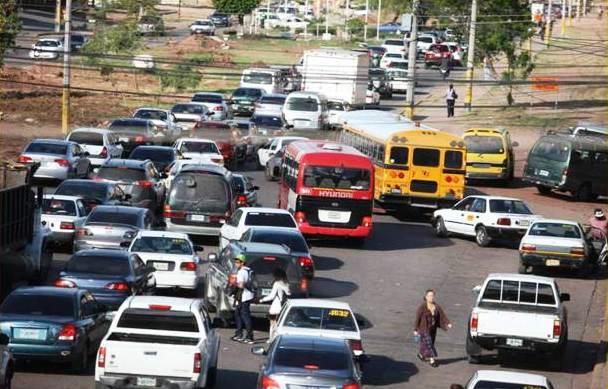Tegucigalpa: Confirman aumento de tasa vial municipal para todos los autos