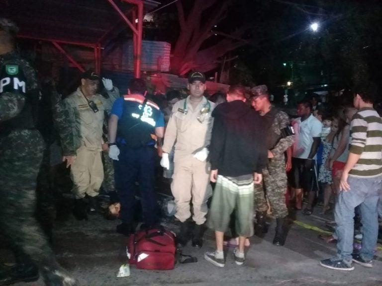 Tegucigalpa: Cuatro muertos y varios heridos deja tiroteo en terminal de buses