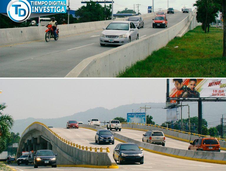 ANÁLISIS: puente de Siglo 21 vs puente de la primera calle