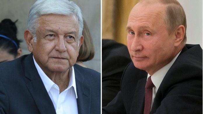 El mensaje de Vladimir Putín para AMLO por su triunfo en México