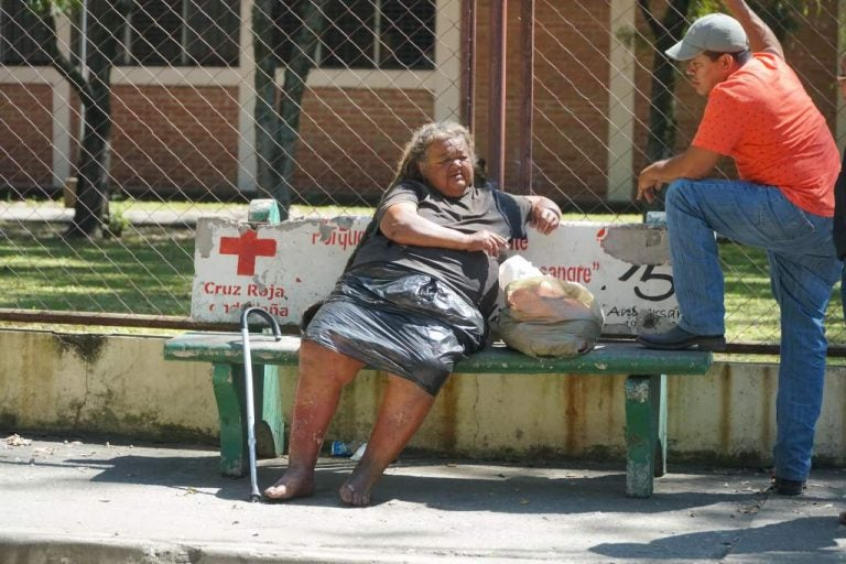 Muere «Doña Nicotina», personaje popular en San Pedro Sula