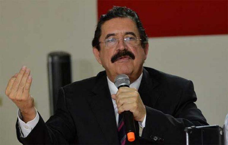 Manuel Zelaya Rosales se reunió con representantes de la CIDH