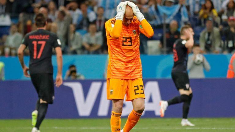 Las cuatro selecciones que decepcionaron en Rusia 2018