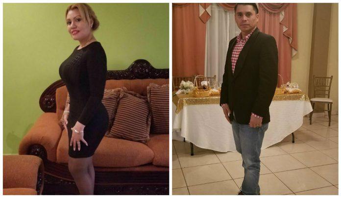 pareja en La Ceiba