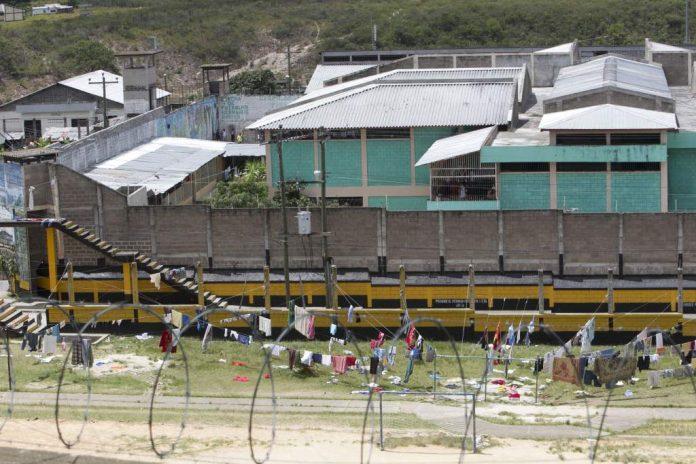 director de la cárcel de Támara