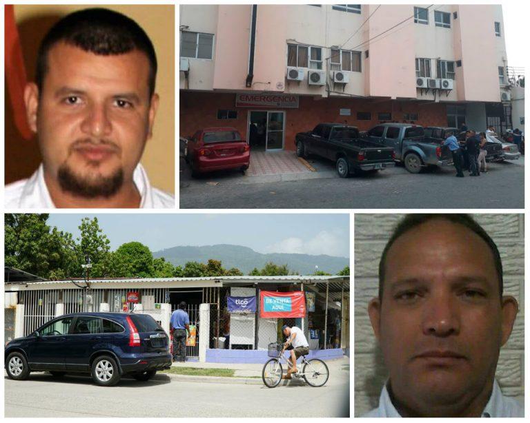 Por extorsión habrían asesinado a dos empresarios en SPS