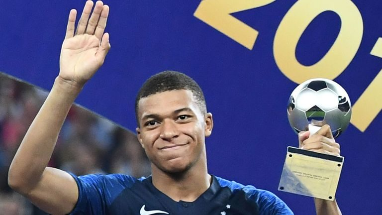 ¡Admirable! Kylian Mbappé donará sus premios del Mundial Rusia 2018