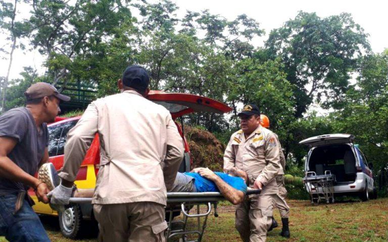 Pareja de israelíes sufre accidente cuando hacía canopy en Roatán