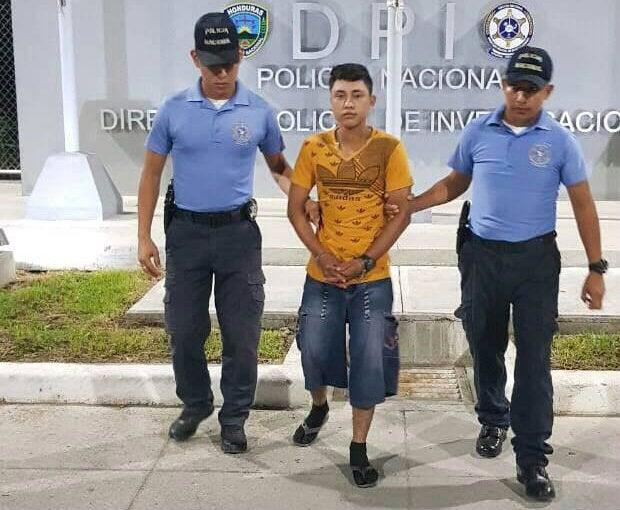 Capturan a supuesto homicida en Choloma, Cortés