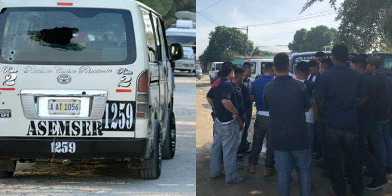SPS: buses de la ruta 2 dejan de circular por aumento a tarifa