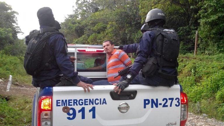 Santa Bárbara: detienen a dirigente del COPINH por quema de municipalidad
