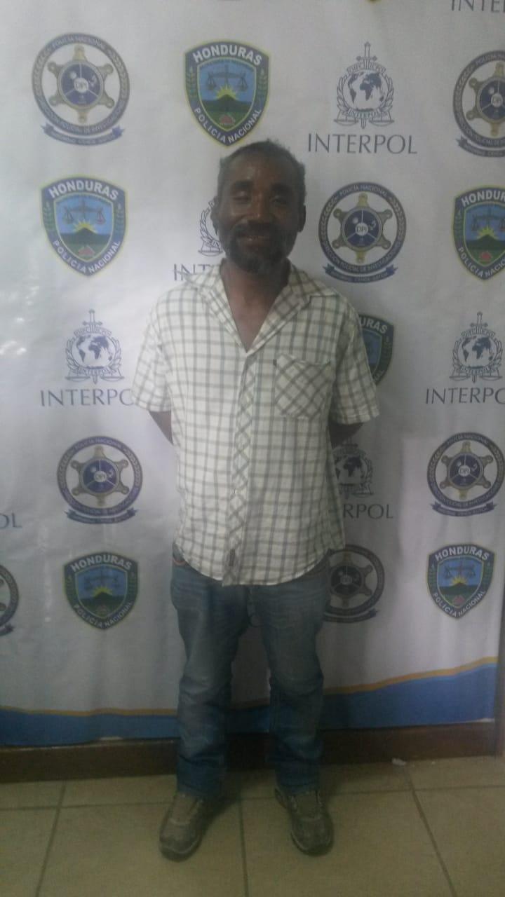 En México capturan a presunto pandillero hondureño