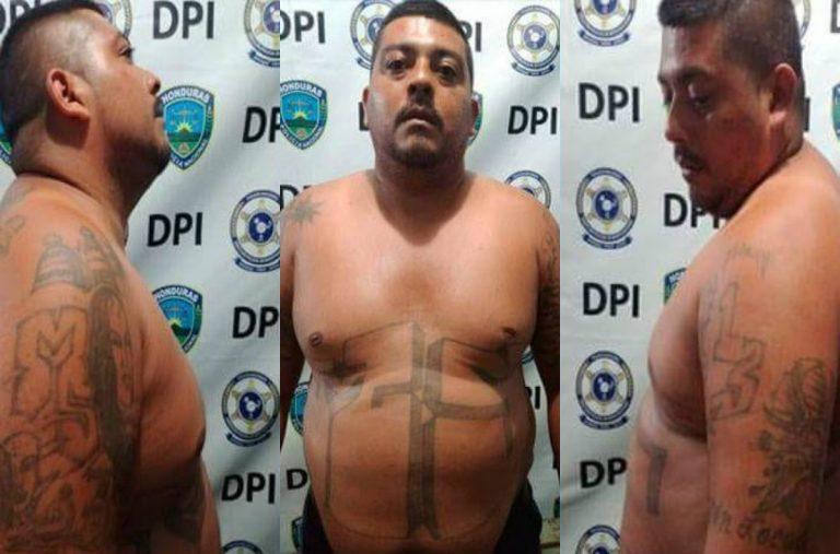 Villanueva: Cae supuesto jefe de la MS-13 por matar a policía