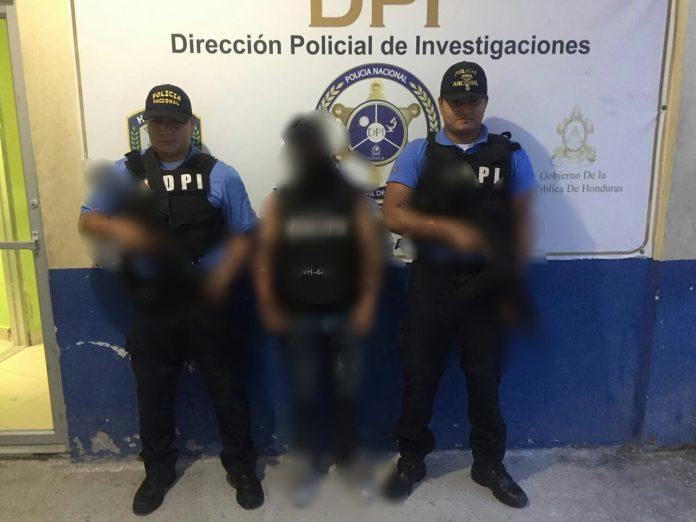 secuestrado en Copán