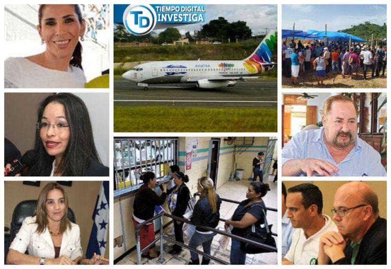 """PASÓ EN LA SEMANA: crisis en Salud y fondos desviados de la SAG en línea aérea """"Marca País"""""""