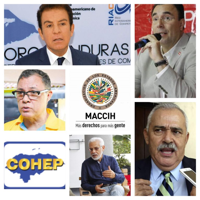 FRASES DE LA SEMANA: ¿Qué dijo Luis Zelaya, Salvador Nasralla, Óscar Nájera, EfrainDiazArrivillaga, COHEP  ?