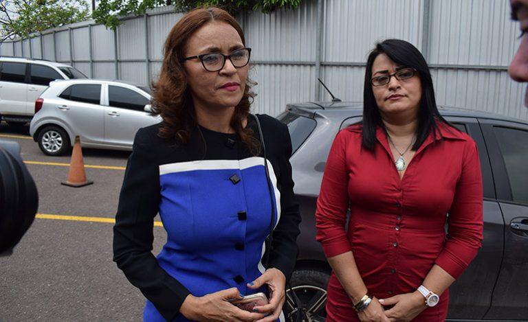 Madres de implicados en el caso Collier exigen ver a sus hijos