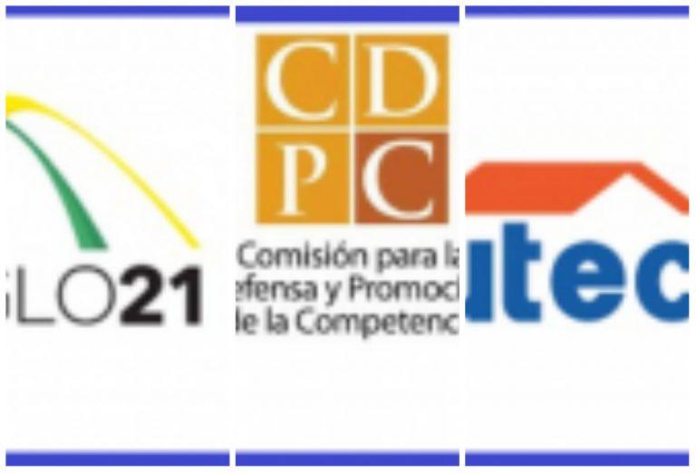 Comisión de competitividad no se atreve a investigar los casos de Siglo 21 y Alutech