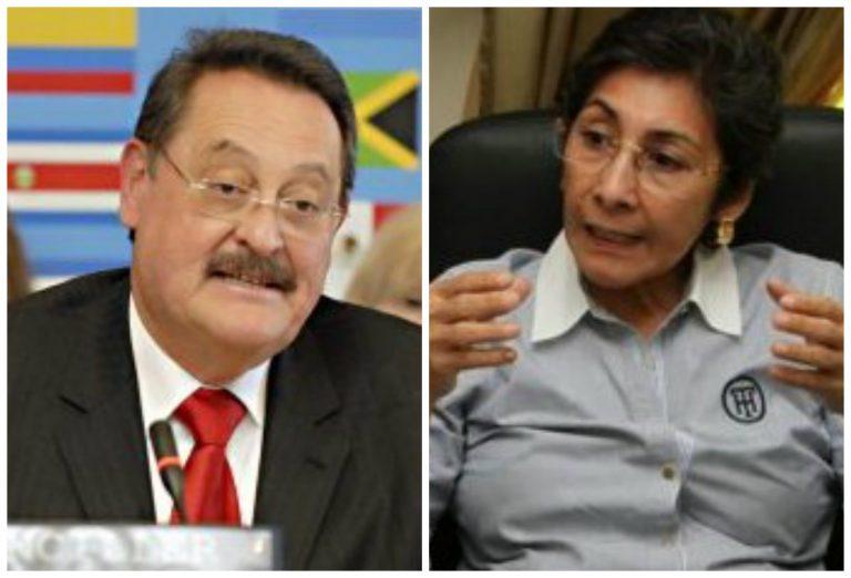 Maribel Espinoza y Edmundo Orellana defenderán bienes del Partido Liberal