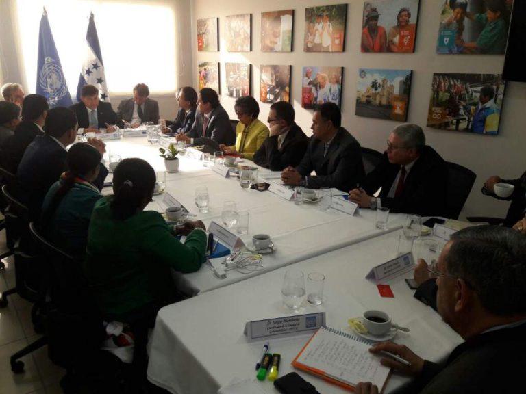 Tegucigalpa: este martes fuerzas políticas iniciarán diálogo nacional