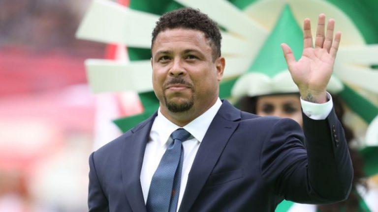 Ronaldo Nazario, ingresado en un hospital de Ibiza por una neumonía