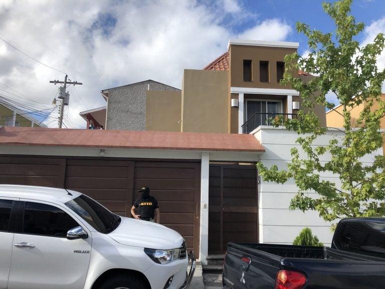 MP asegura lujosa vivienda de implicado en el desfalco del IHSS