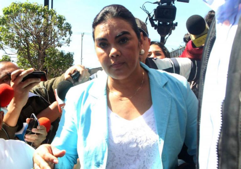 """Defensa de """"Rosita"""" apelará decisión adoptada por tribunales anticorrupción"""
