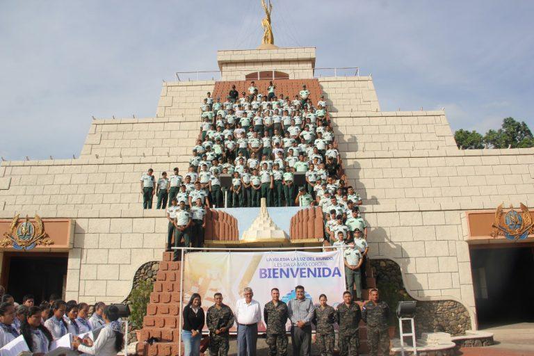 Honduras: Iglesia La Luz del Mundo muestra su joya arquitectónica de su templo en SPS