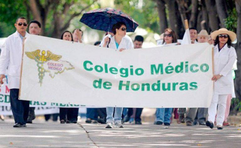 Este lunes: Autoridades del CMH anuncian plantones a nivel nacional