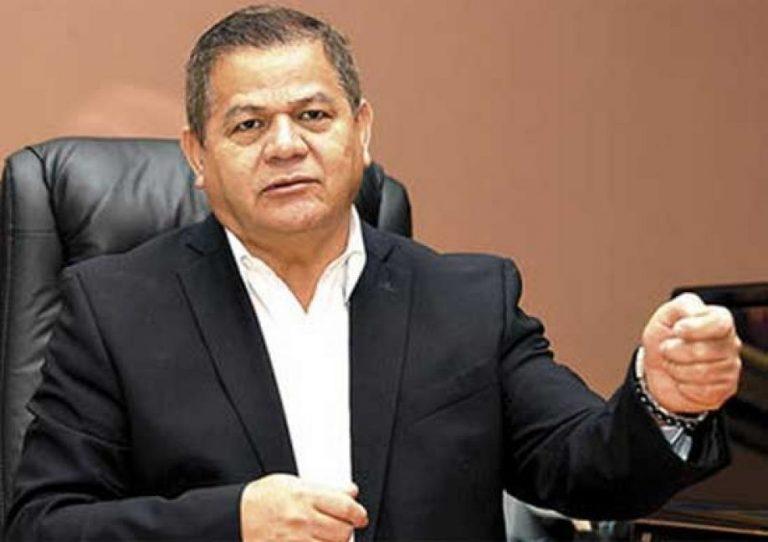 «El diálogo se ha convertido en una farsa», declaró Romeo Vásquez